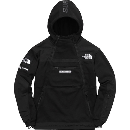 Supreme north face sweat