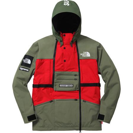 North Face Supreme Rain Jacket