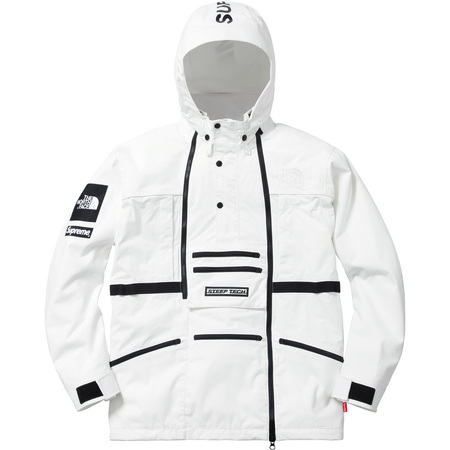 Puros De Hostos Supreme X The North Face Steep Tech Hooded Jacket