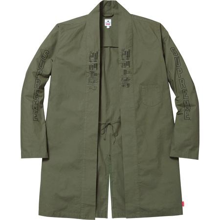 Supreme®/Sasquatchfabrix. Hanten Coat (Olive)