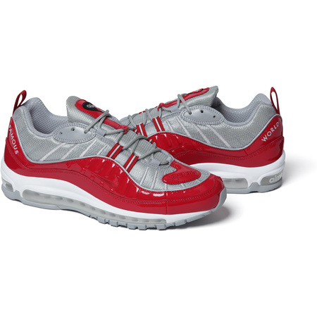 nike air max 98 supreme red