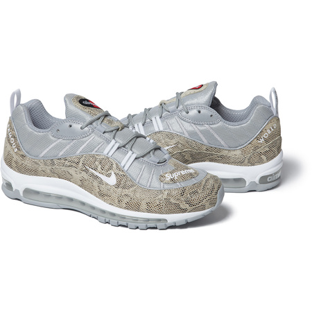 Air Max 98 Snakeskin Supreme