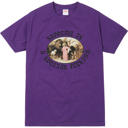 Feeling Tee (Purple)