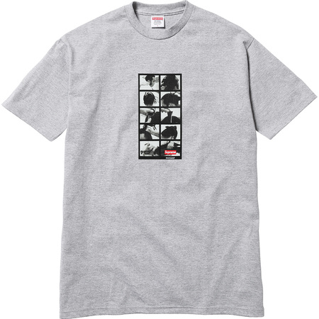 Sumo Tee (Heather Grey)