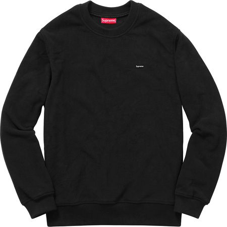 Polartec® Fleece Crewneck (Black)