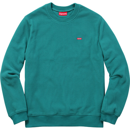 Polartec® Fleece Crewneck (Teal)