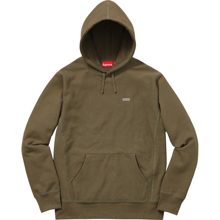 3M® Reflective Logo Hooded Sweatshirt (Olive)