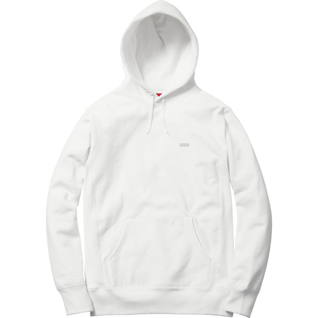 3M® Reflective Logo Hooded Sweatshirt (White)