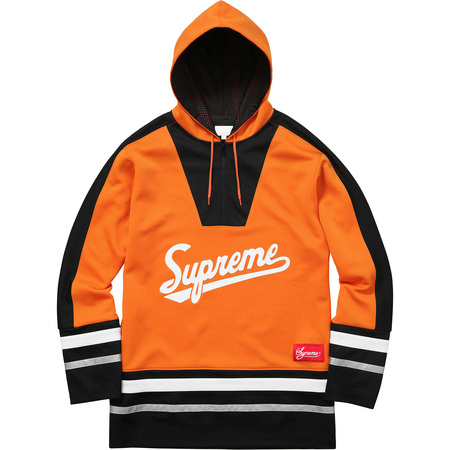 3M® Reflective Hooded Hockey Top (Orange)
