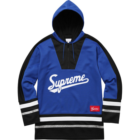 3M® Reflective Hooded Hockey Top (Royal)