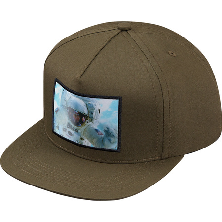 Astronaut Hologram 5-Panel (Olive)