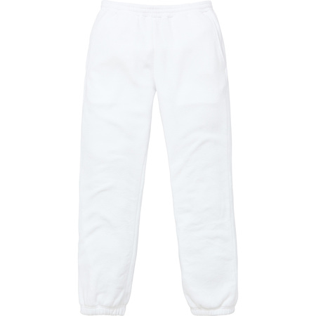 Polartec® Fleece Pant (White)