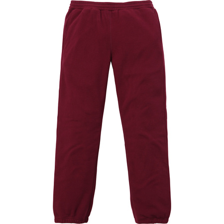 Polartec® Fleece Pant (Burgundy)