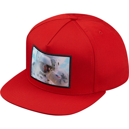 Astronaut Hologram 5-Panel (Red)