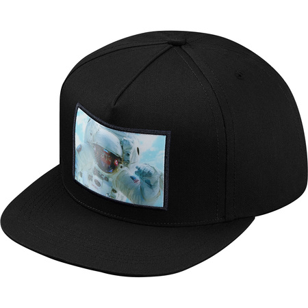 Astronaut Hologram 5-Panel (Black)