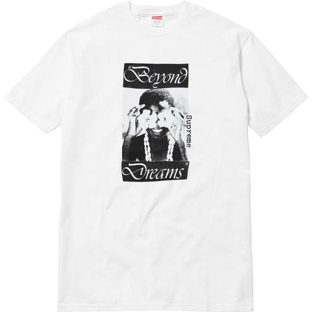 Beyond Dreams Tee (White)