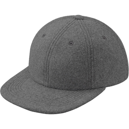 Polartec® Fleece 6-Panel (Grey)