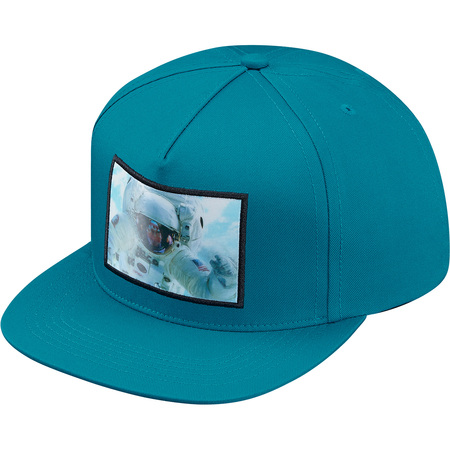 Astronaut Hologram 5-Panel (Teal)