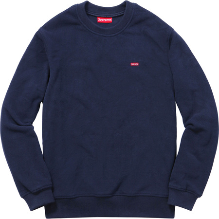 Polartec® Fleece Crewneck (Navy)