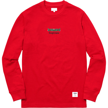 Thistle L/S Tee (Red)