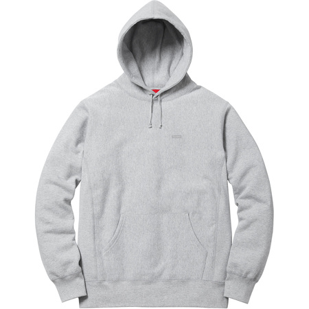 3M® Reflective Logo Hooded Sweatshirt (Heather Grey)