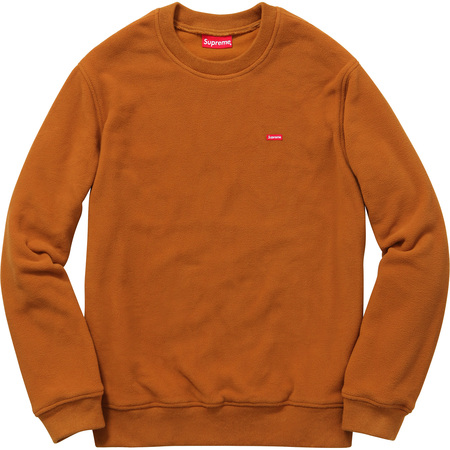 Polartec® Fleece Crewneck (Gold)