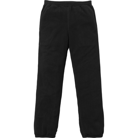 Polartec® Fleece Pant (Black)