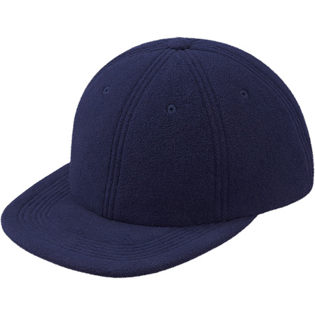 Polartec® Fleece 6-Panel (Navy)
