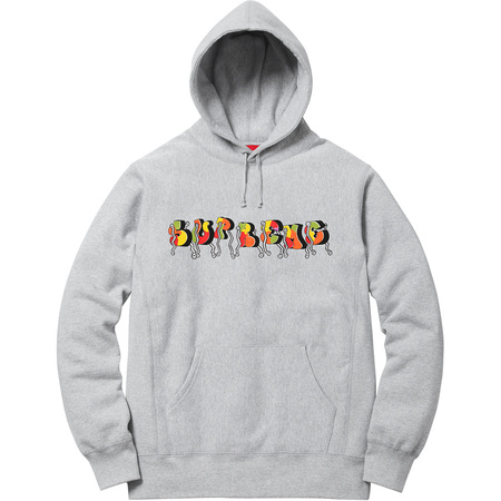 Blade Whole Car Hooded Sweatshirt (Heather Grey)