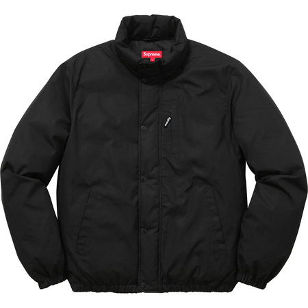 Astronaut Puffy Jacket (Black)