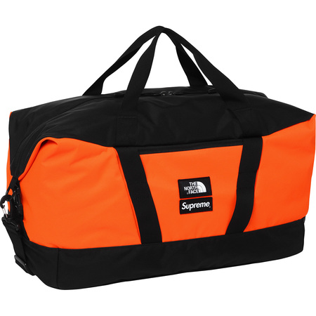 Supreme The North Face Apex Duffel Bag Orange