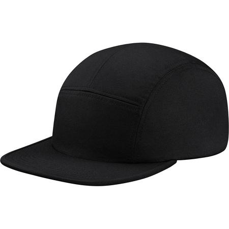 Raised Sup Camp Cap (Black)