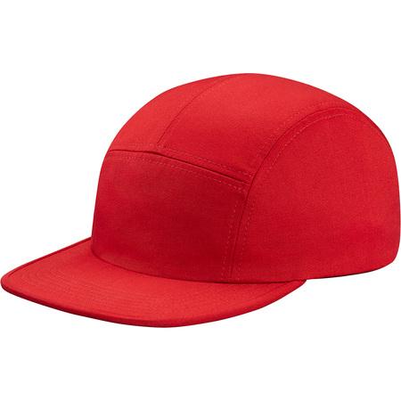 Raised Sup Camp Cap (Red)