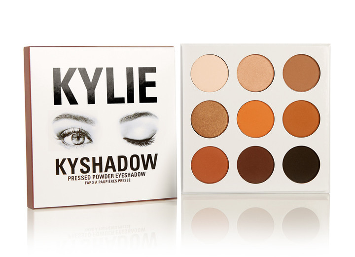 The Bronze Palette | Kyshadow