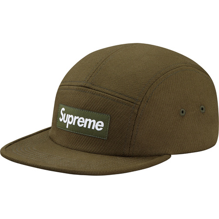 Cavalry Twill Camp Cap (Olive)