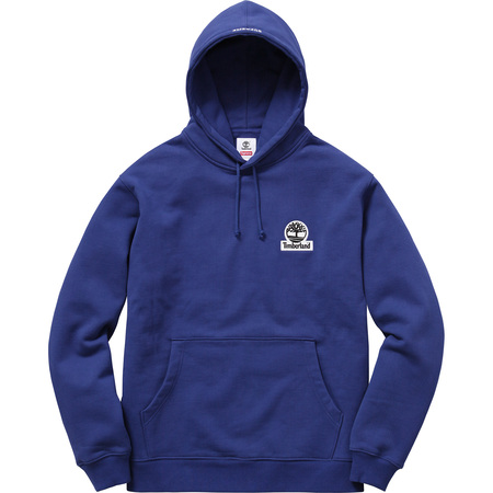 Supreme®/Timberland® Hooded Sweatshirt (Royal)