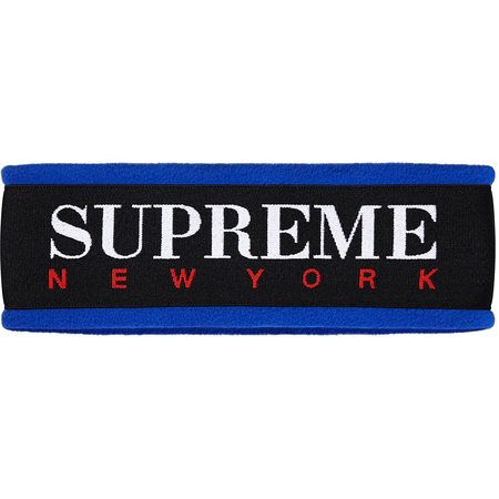 Fleece Headband (Royal)