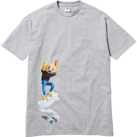 Mike Hill Regretter Tee (Heather Grey)