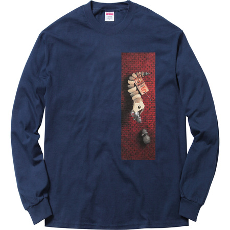 Mike Hill Snake Trap L/S Tee (Navy)