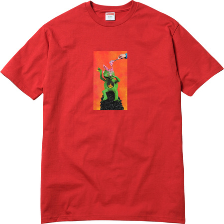 Mike Hill Brains Tee (Red)