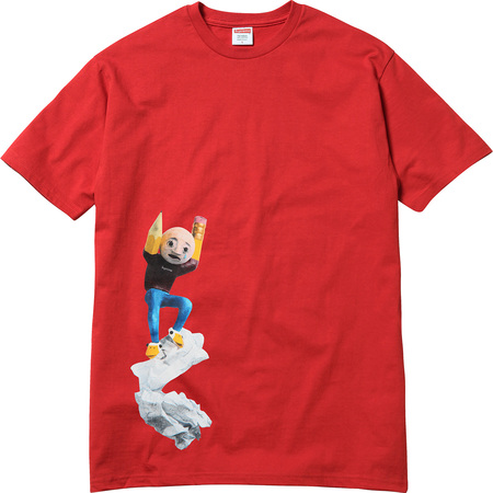 Mike Hill Regretter Tee (Red)
