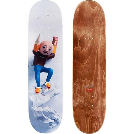 Mike Hill Regretter Skateboard (Regretter)