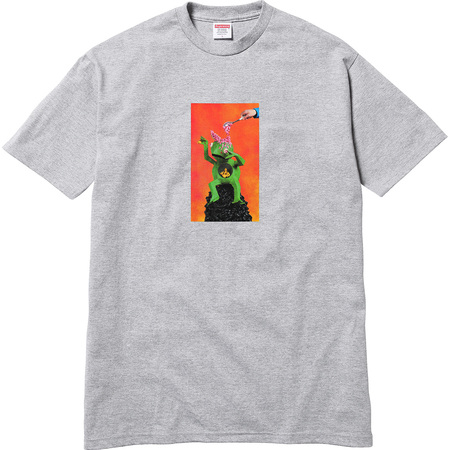 Mike Hill Brains Tee (Heather Grey)