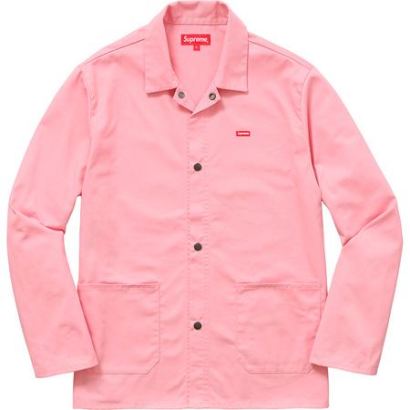 Shop Jacket (Pink)