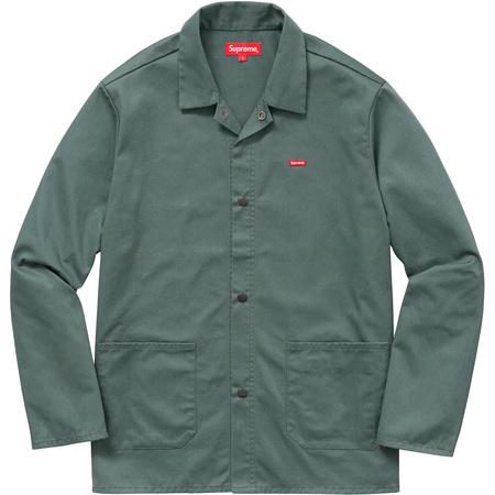 Shop Jacket (Work Green)
