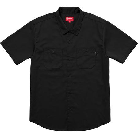 Gonz Ramm Work Shirt (Black)