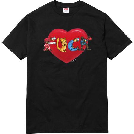 Heart Tee (Black)