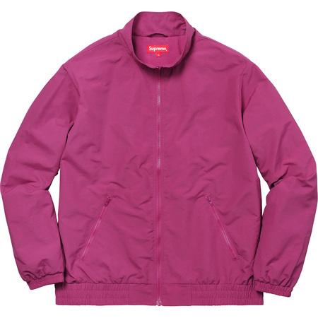 Arc Track Jacket (Magenta)