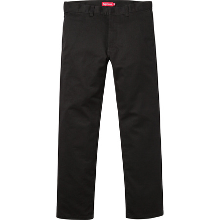 Work Pant (Black)