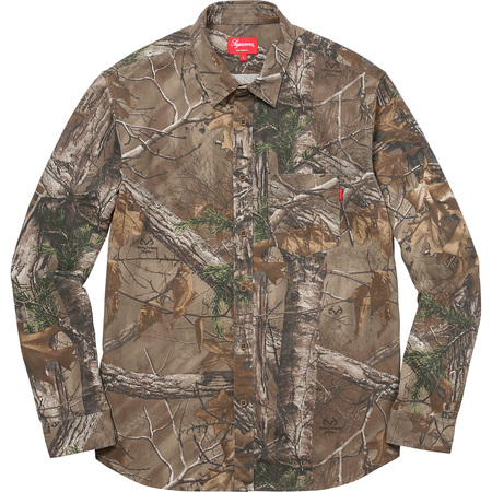 Realtree® Camo Flannel Shirt (Woodbine)